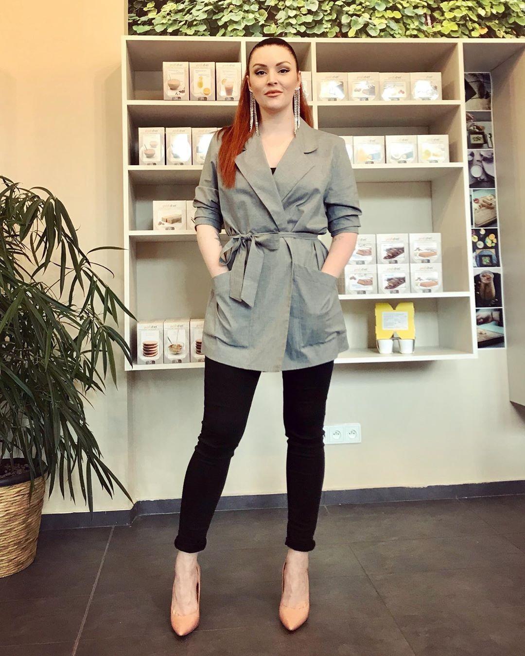 Barbora Švidraňová schudla za 3 mesiace 8 kíl