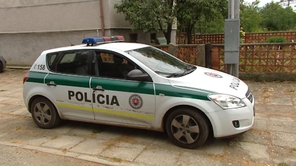 Policajné auto_ilustračné foto_nové