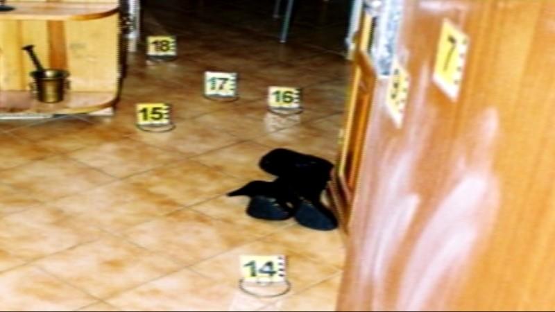 Topánky zavraždenej študentky Anikó