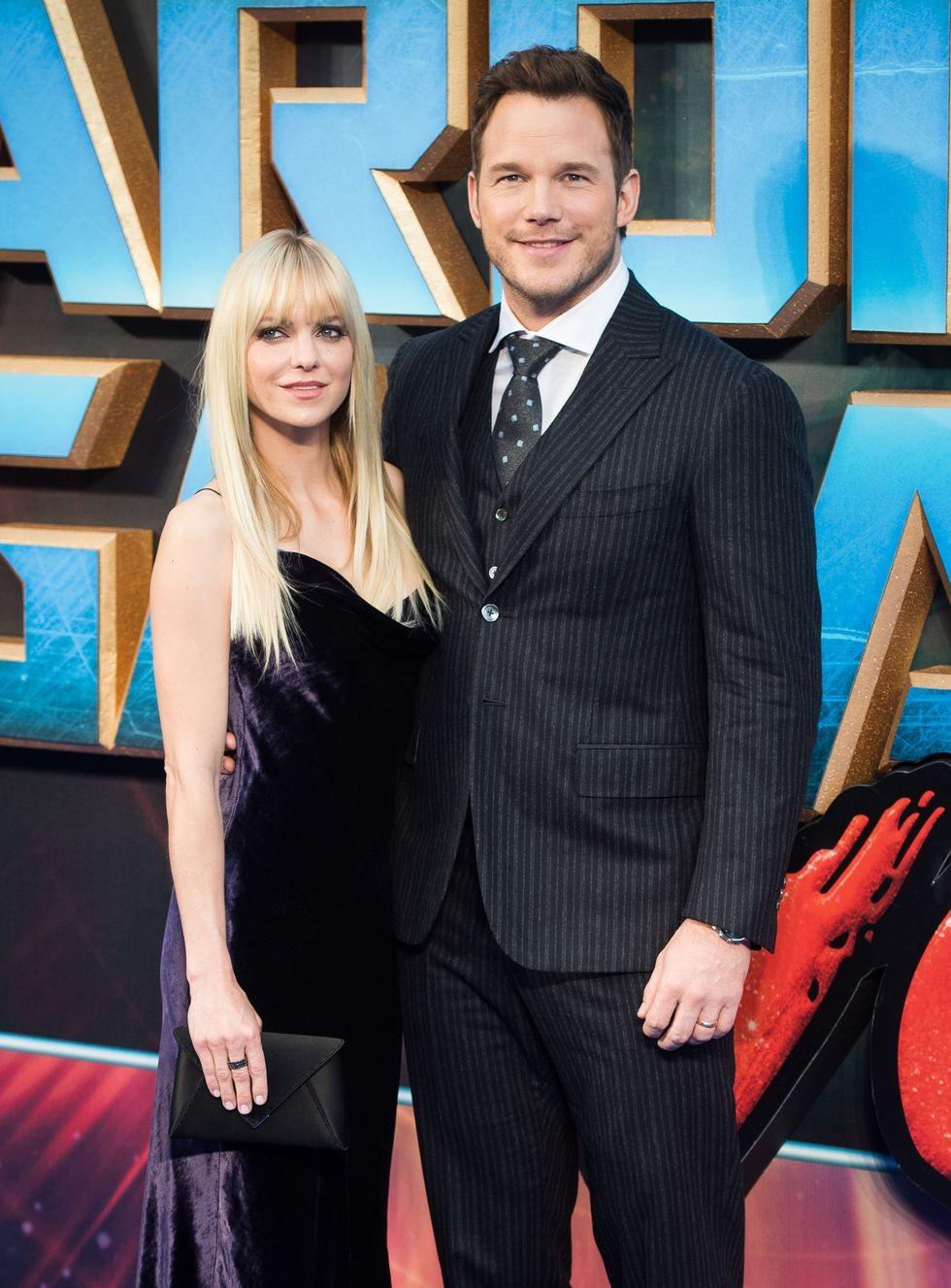 Anna Faris a Chris Pratt