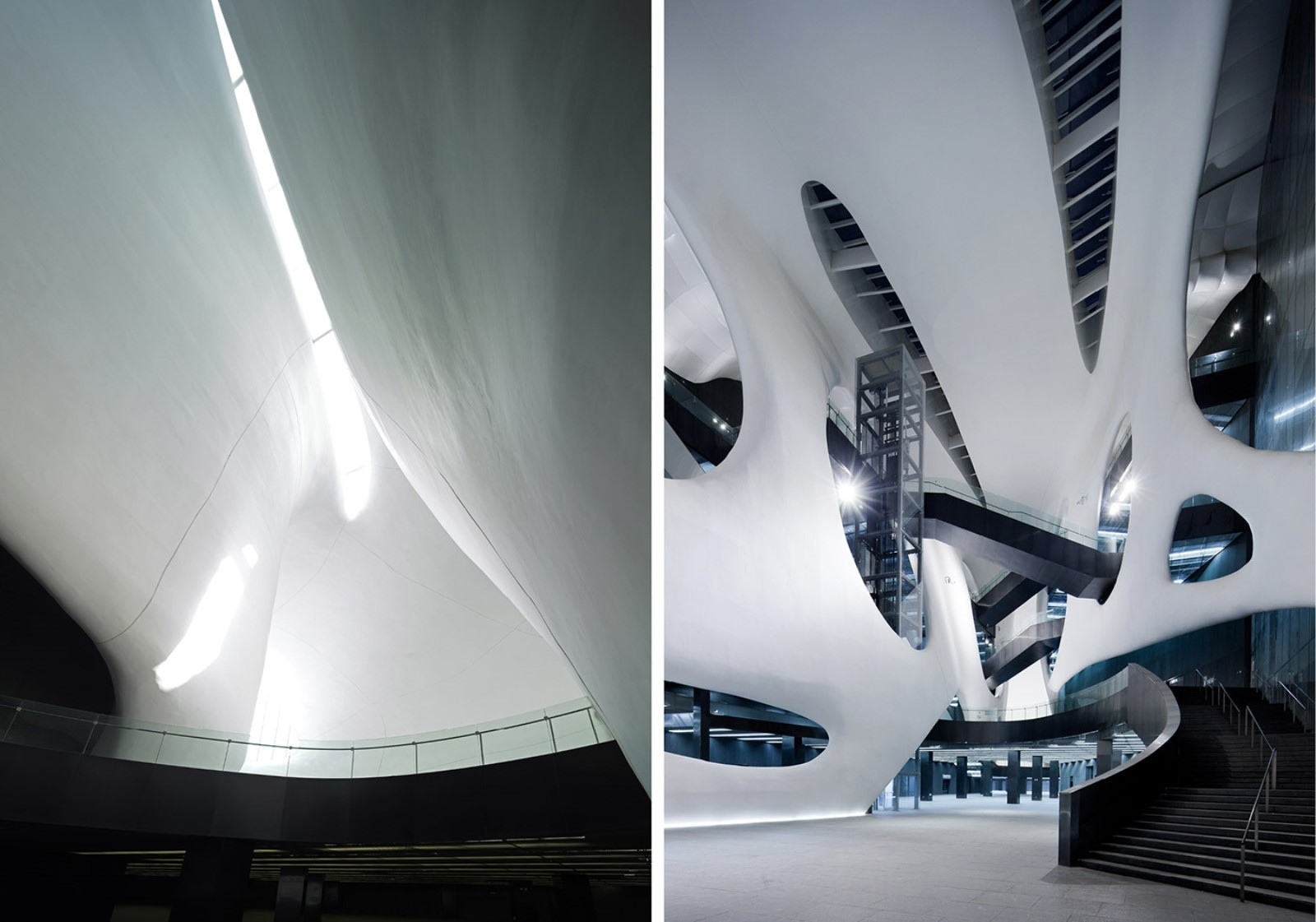 Futuristický interiér vdescription:Futuristický interiér vsource:MAD