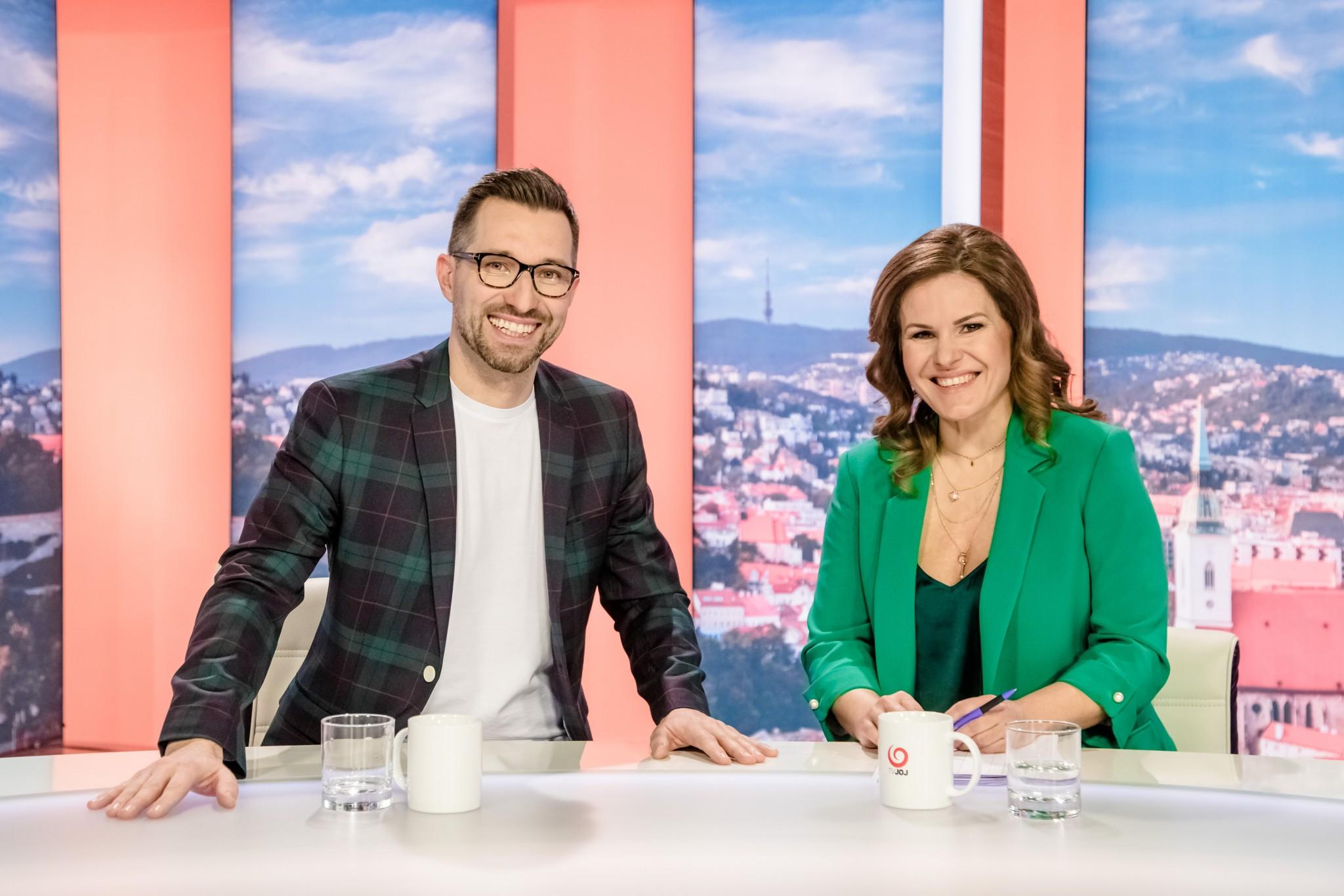 Ranné noviny - Bruno Ciberej a Bibiana Ondrejková