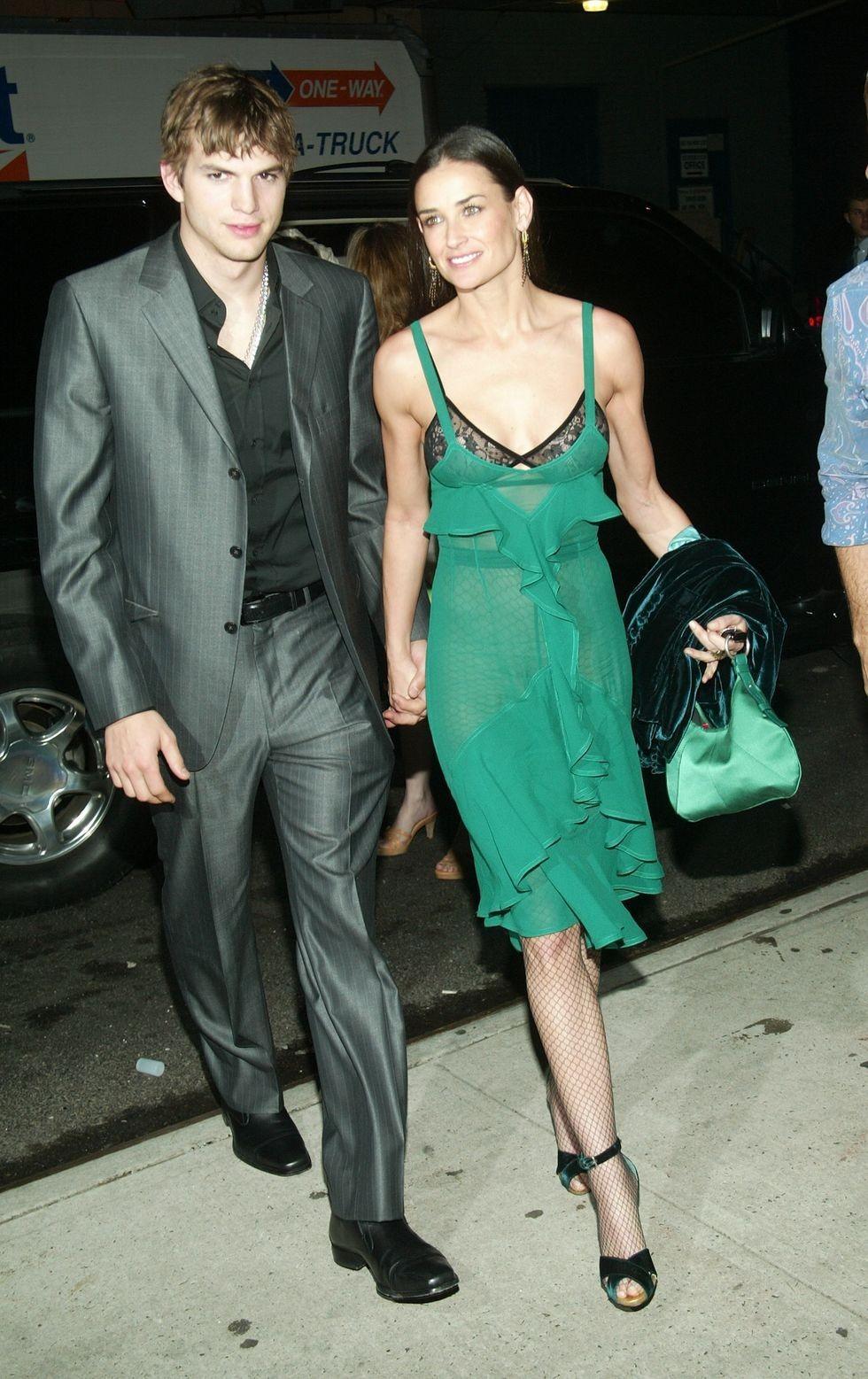 Ashton Kutcher a Demi Moore