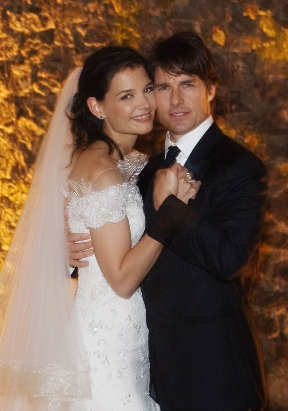 Katie Holmes a Tom Cruise