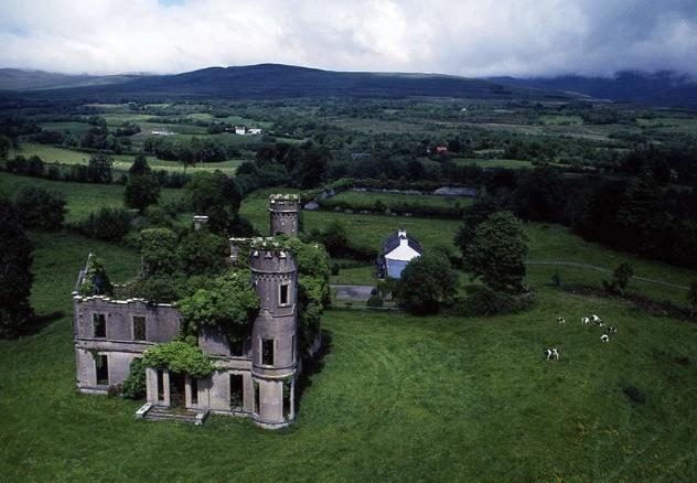 Írsky hrad