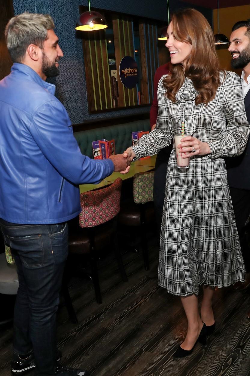 saty Kate Middleton