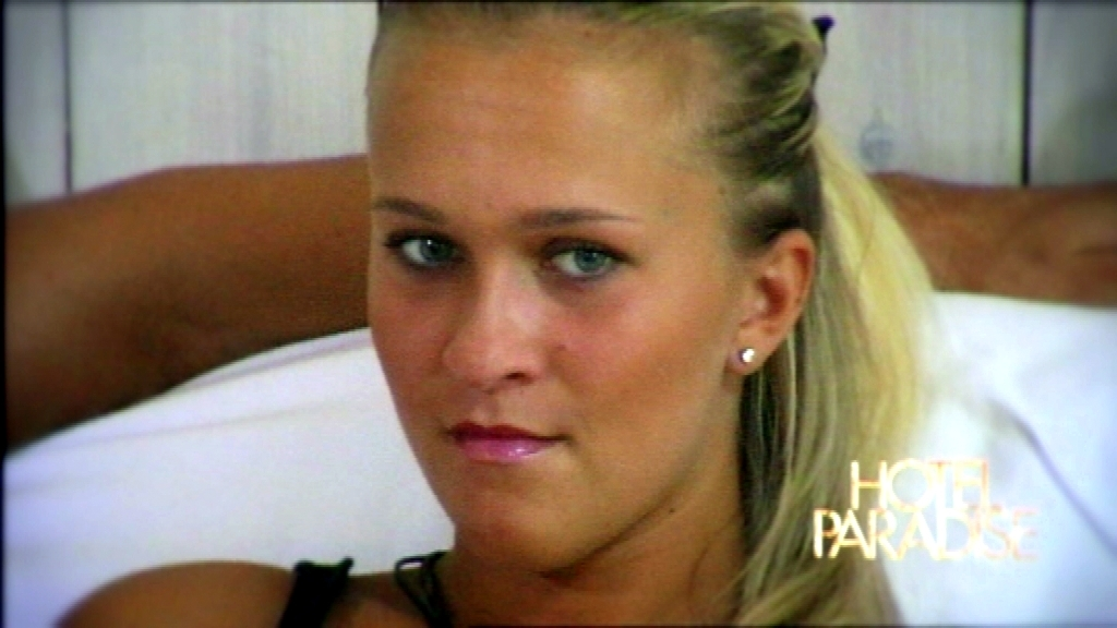 Nela_hotel Paradise_profilová fotka_záber z reality šou
