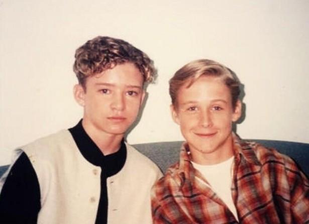 Justin Timberlake a Ryan Gosling