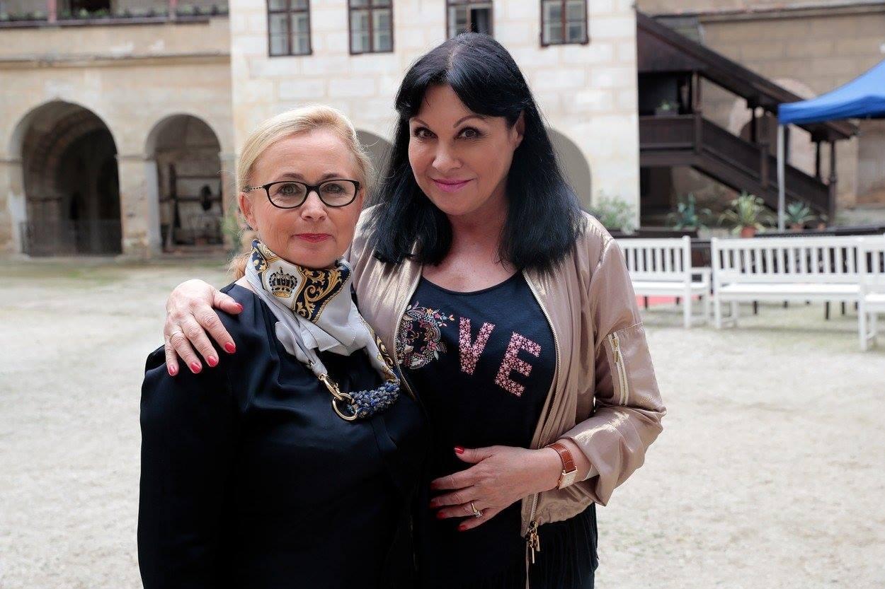 Jana Nagyová, Dagmar Patrasová