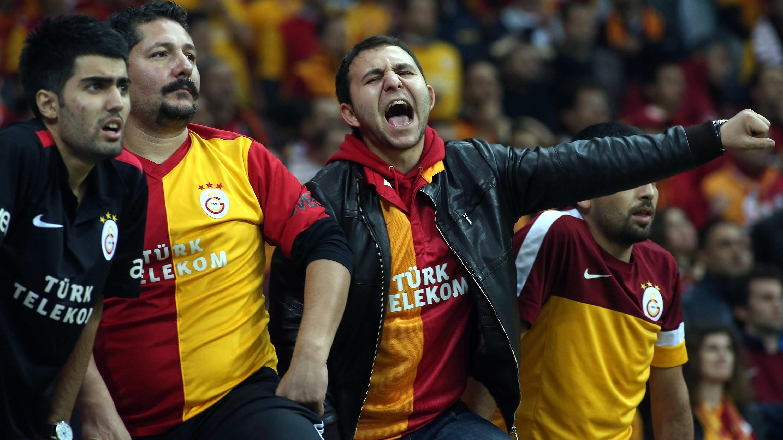 Galatasaray_Istanbul_fanúšikovia