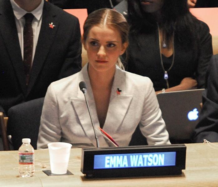 Emma Watson na pôde OSN