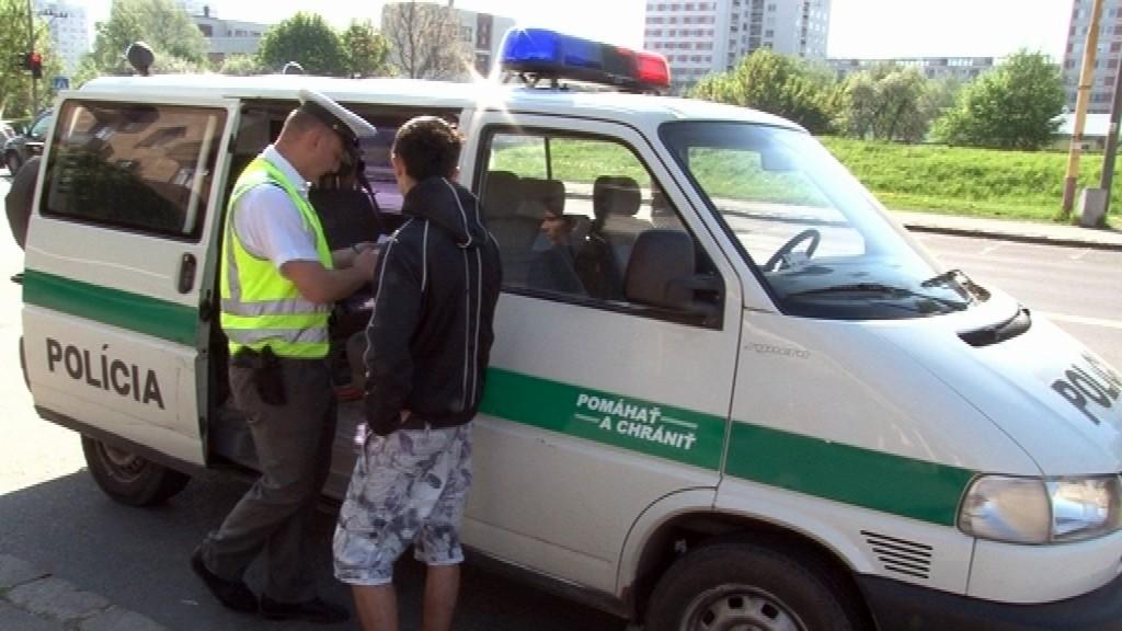 Humenné_nehoda_mladík_Miško_4_roky_polícia_auto