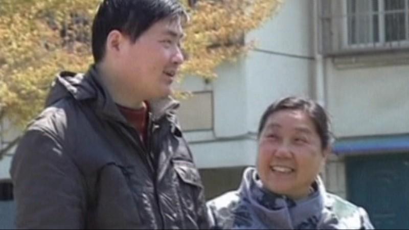 Syn sa jej prebral z kómy, Čína