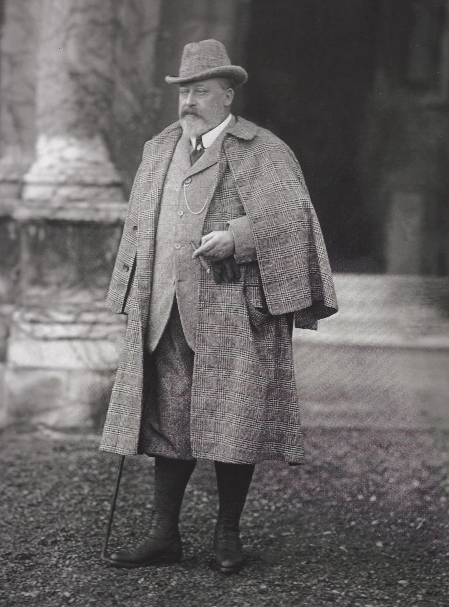 Eduard VII., plným menom Albert Edward Wettin, bol kráľ Spojeného kráľovstva Veľkej Británie a Írska a cisár Indie od 22. januára 1901 až do svojej smrti 6. mája 1910.