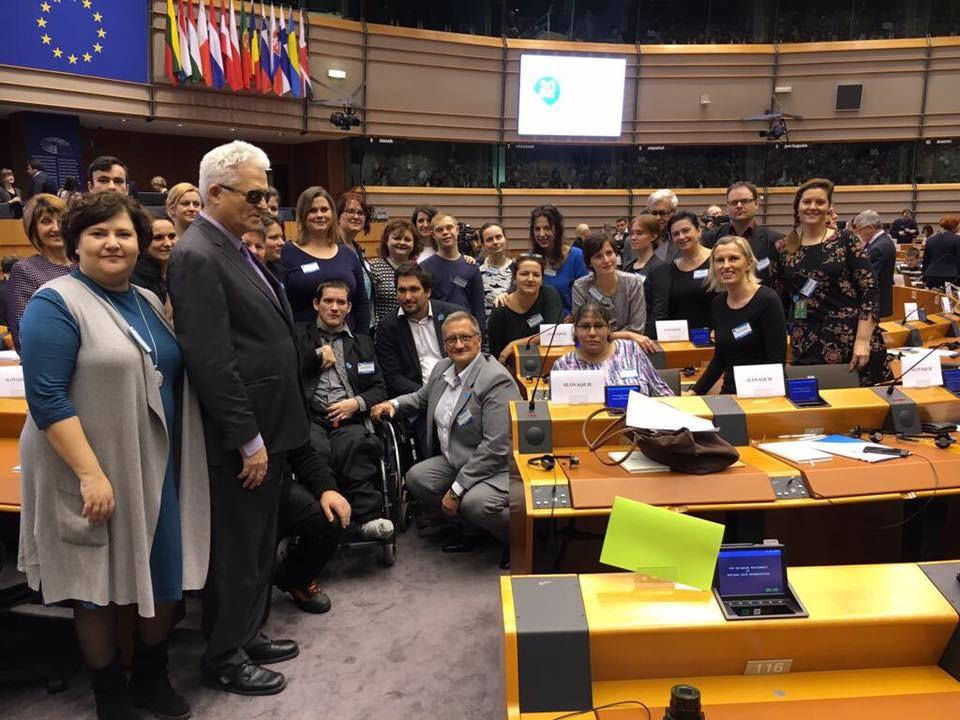 V európskom parlamente odvysielali dokument Veroniky Homolovej Tóthovej Nehodní žitia?