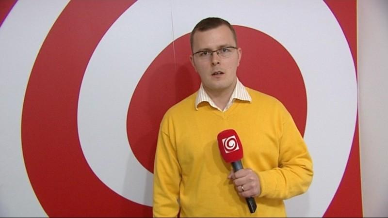 TV JOJ, Dárius Haraksin