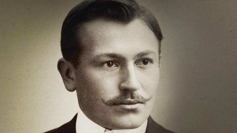 Hans Wilsdorf (1881-1960)