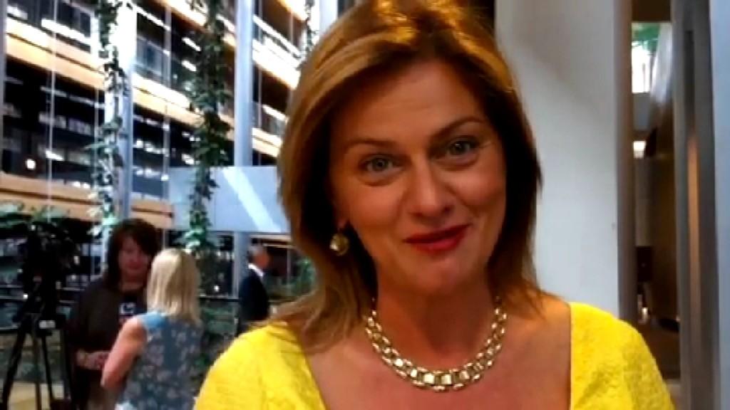 Monika Flašíková Beňová - europarlament