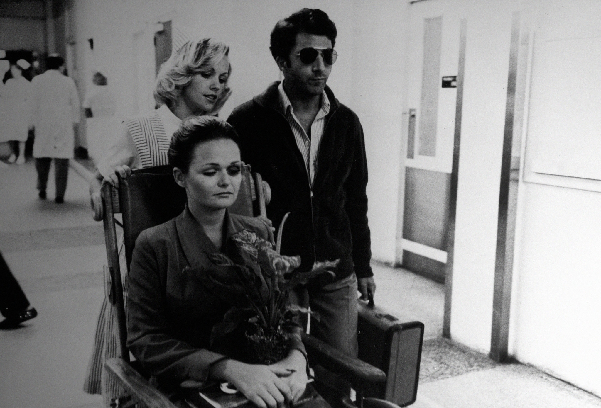 Dustin Hofmann v dráme Lenny, 1974