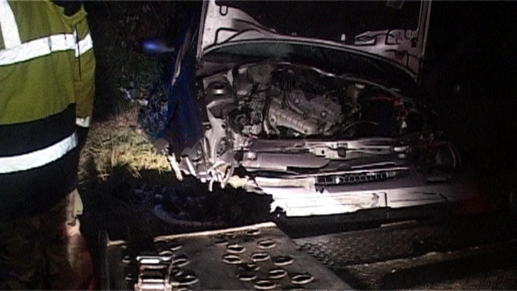 Mladík_nehoda_oslávenec_Sečovská Polianka