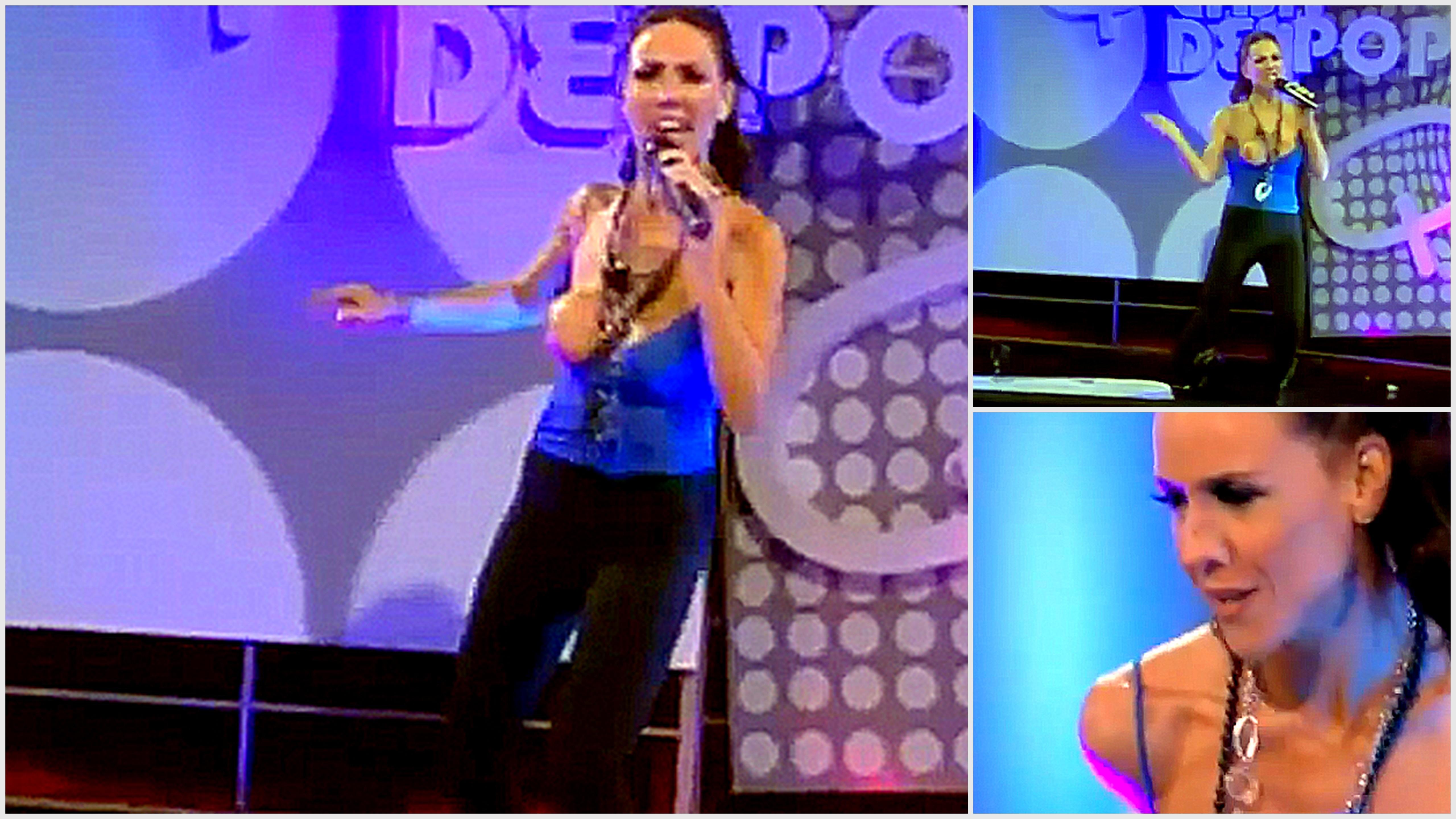 videá XXX de Alicia Machado