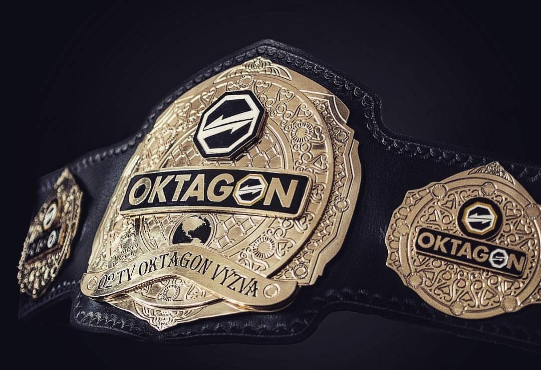 Tento nádherný opasok čaká na historicky prvého šampióna Show OKTAGON VÝZVA. Chcete byť pri tom?