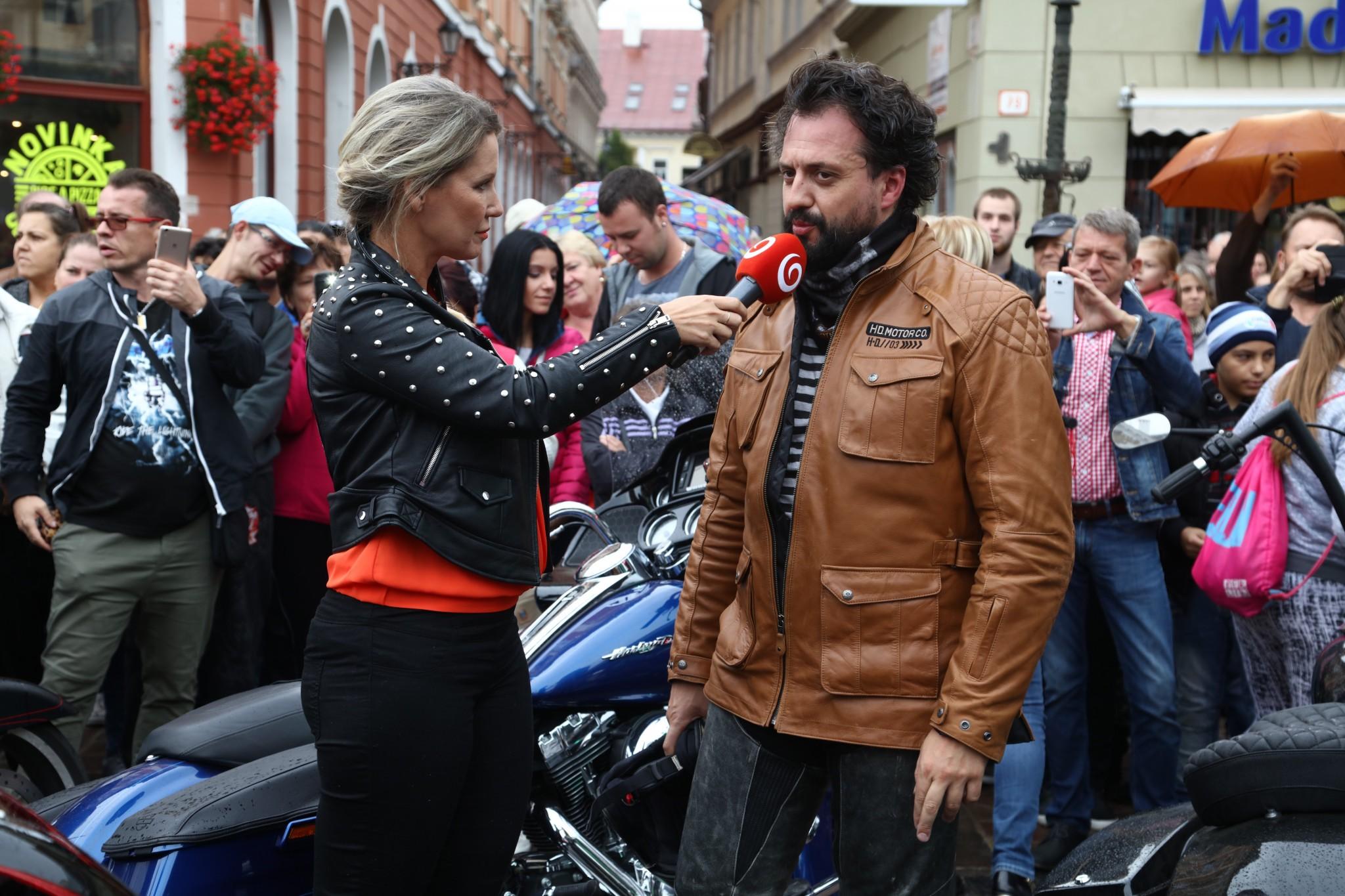 Erika Barkolová a Marián Čekovský