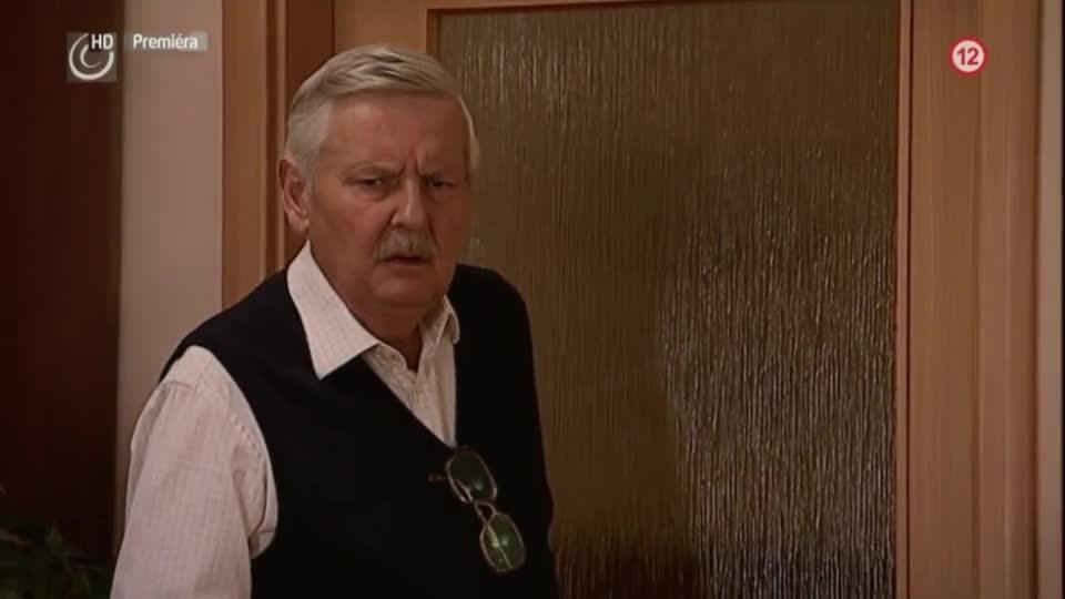 Senior občan sex video