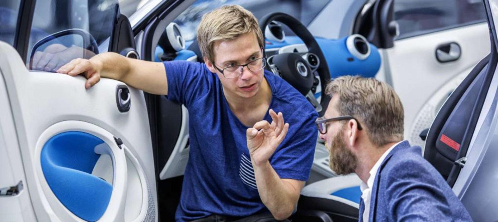 Gottwald dnes pracuje už len v automobilovom priemysle.