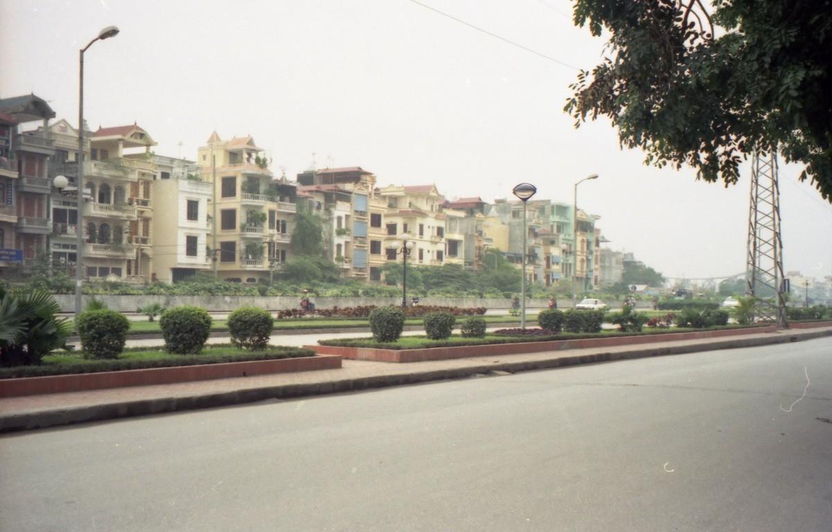 Sídlisko na kraji mesta