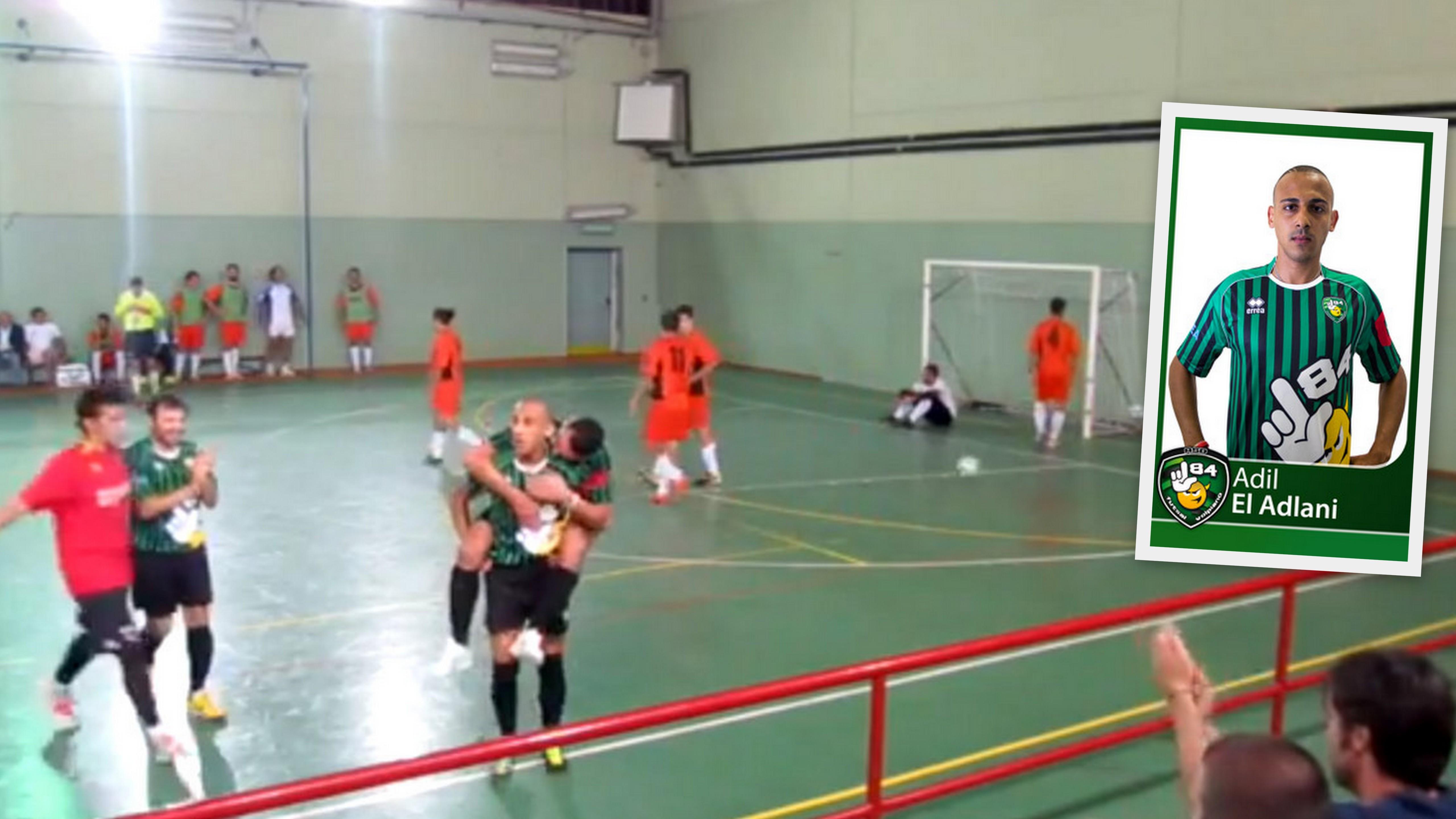 Futsal_Adil El Adlani_L84_Taliansko