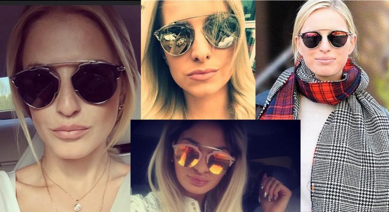 Luxusné okuliare obľubujú aj Romana Škamlová, Denisa Mendrejová, Zuzana Plačková a Karolína Kurková.