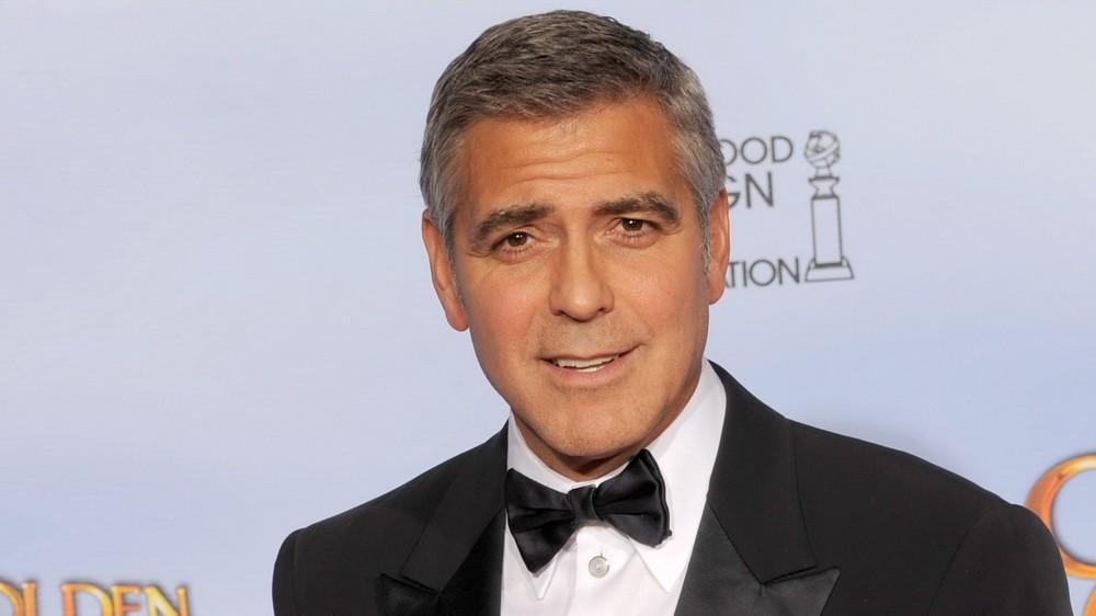George Clooney, herec a režisér, USA