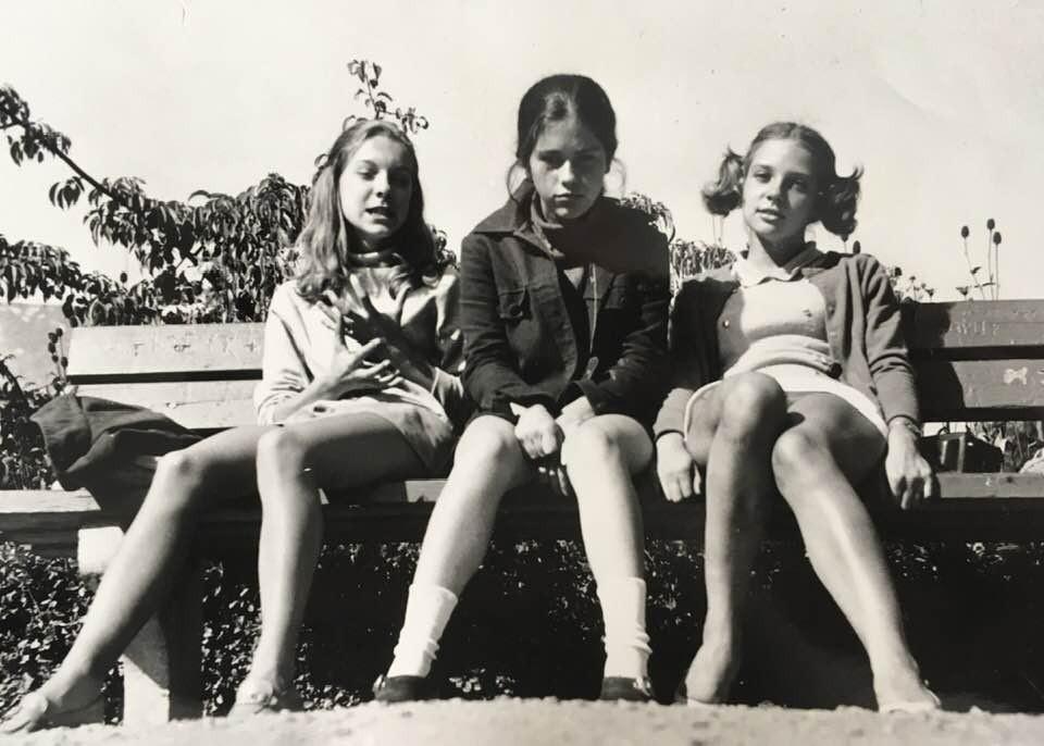 Zdena Studenková okolo roku 1970