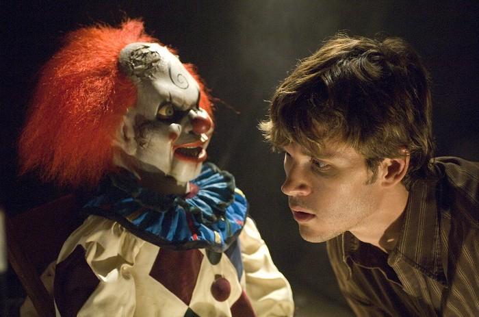 Ryan Kwanten vo filme Zlovestné ticho (2007)