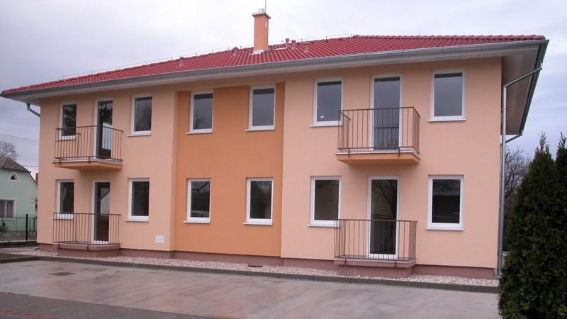 Bytovka, nová, novostavba, upravená