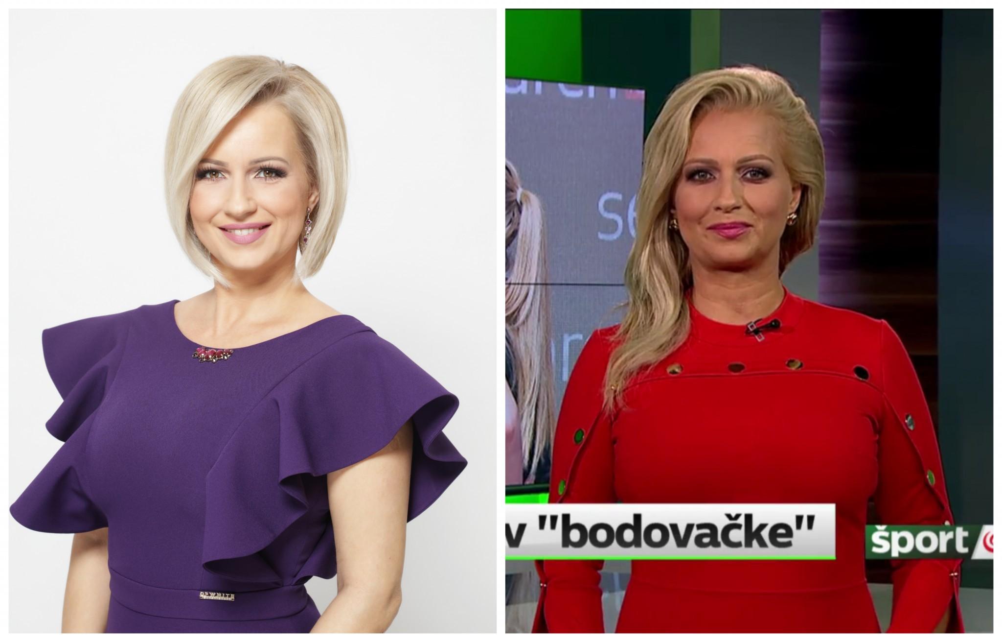 8f8e52fc4 Lenka Čviriková Hriadelová prekvapila novým účesom: Krátkym vlasom ...