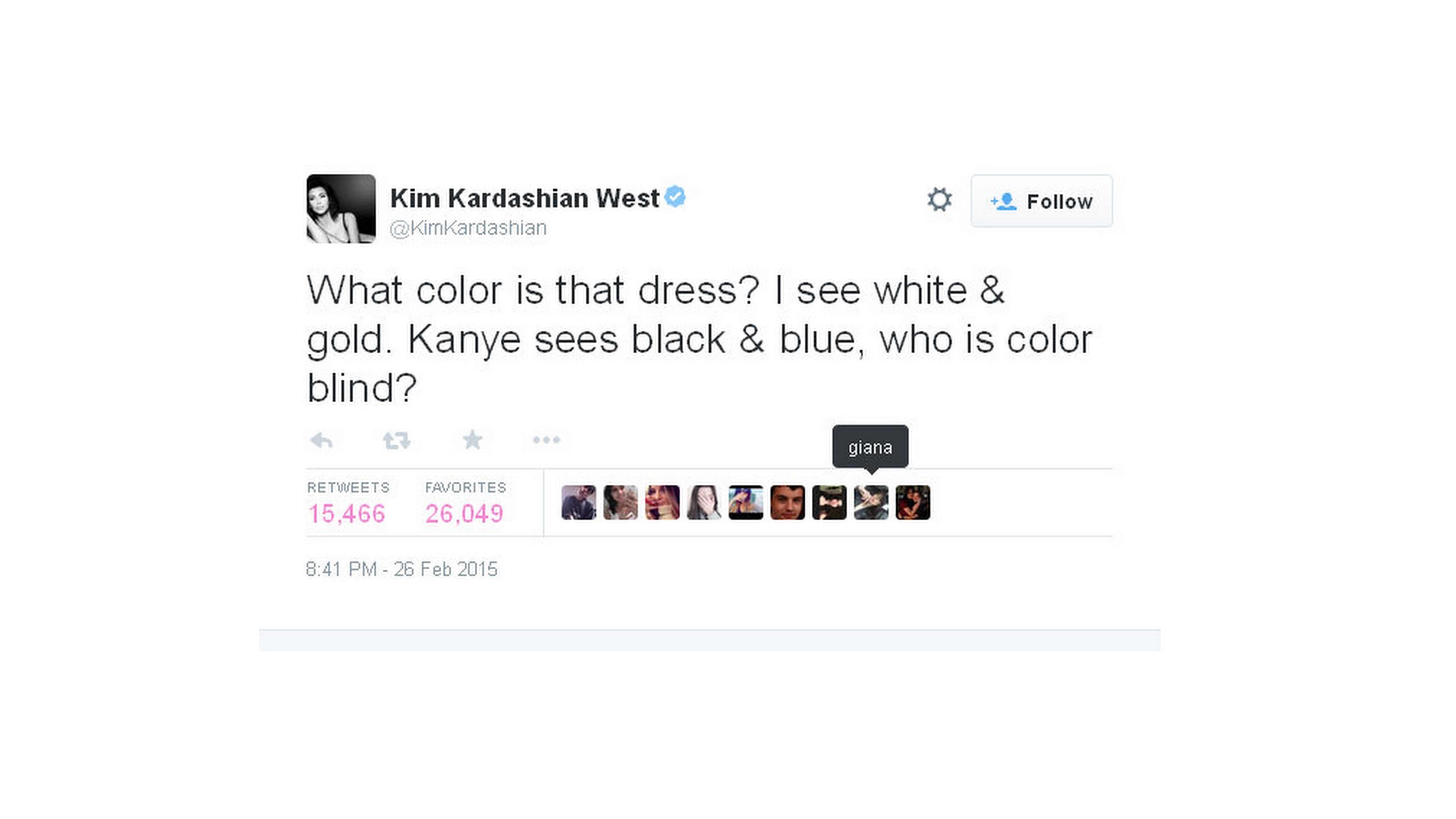 1daa5c35dc10 Modro-čierne alebo zlato-biele  Pre šaty sa háda celý svet