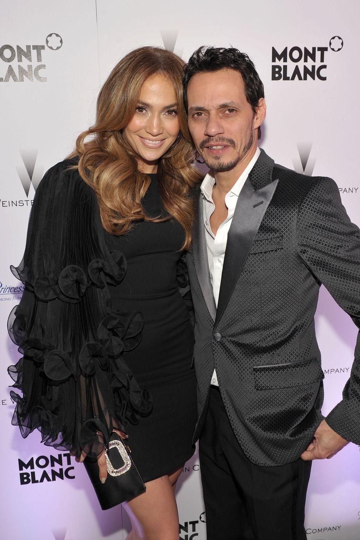 Jennifer Lopez a Marc Anthony