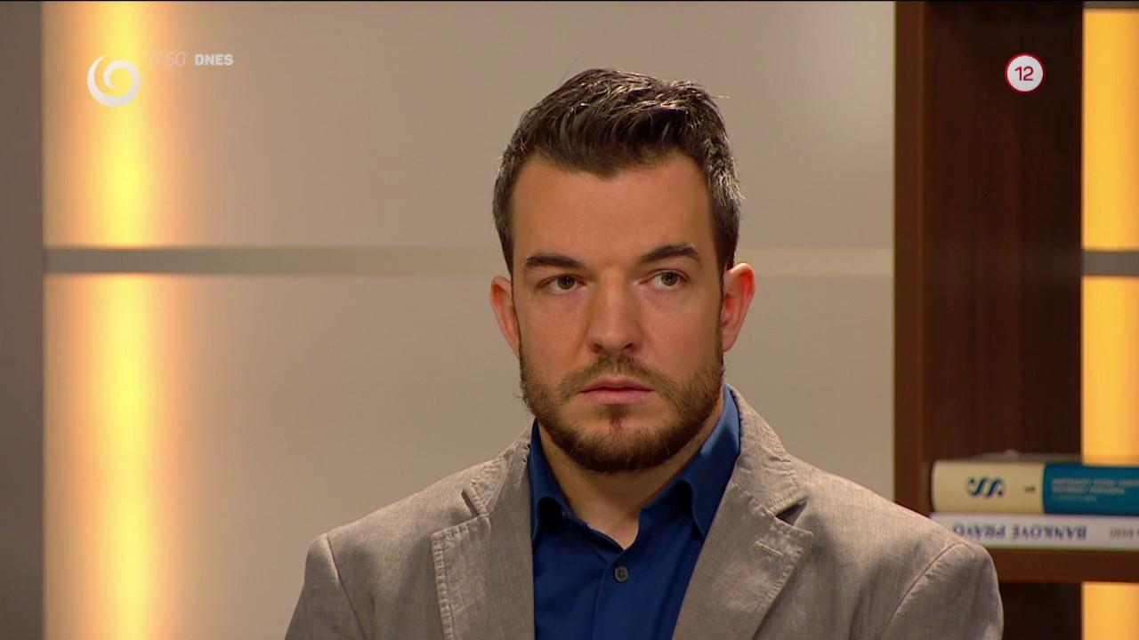 Hovorca Andreja Danka Tomáš Kostelník si zahral v Súdnej sieni