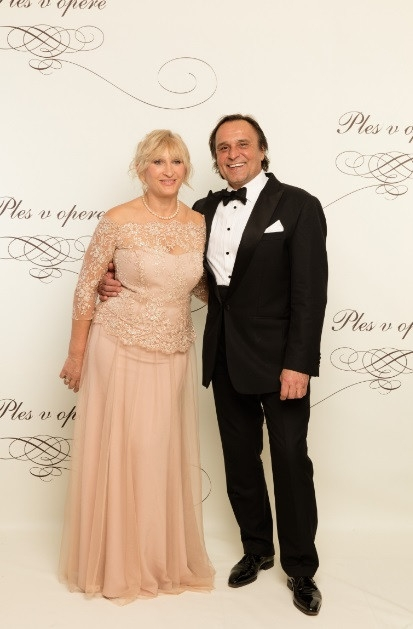 Júlia a Jozef Vajdovci