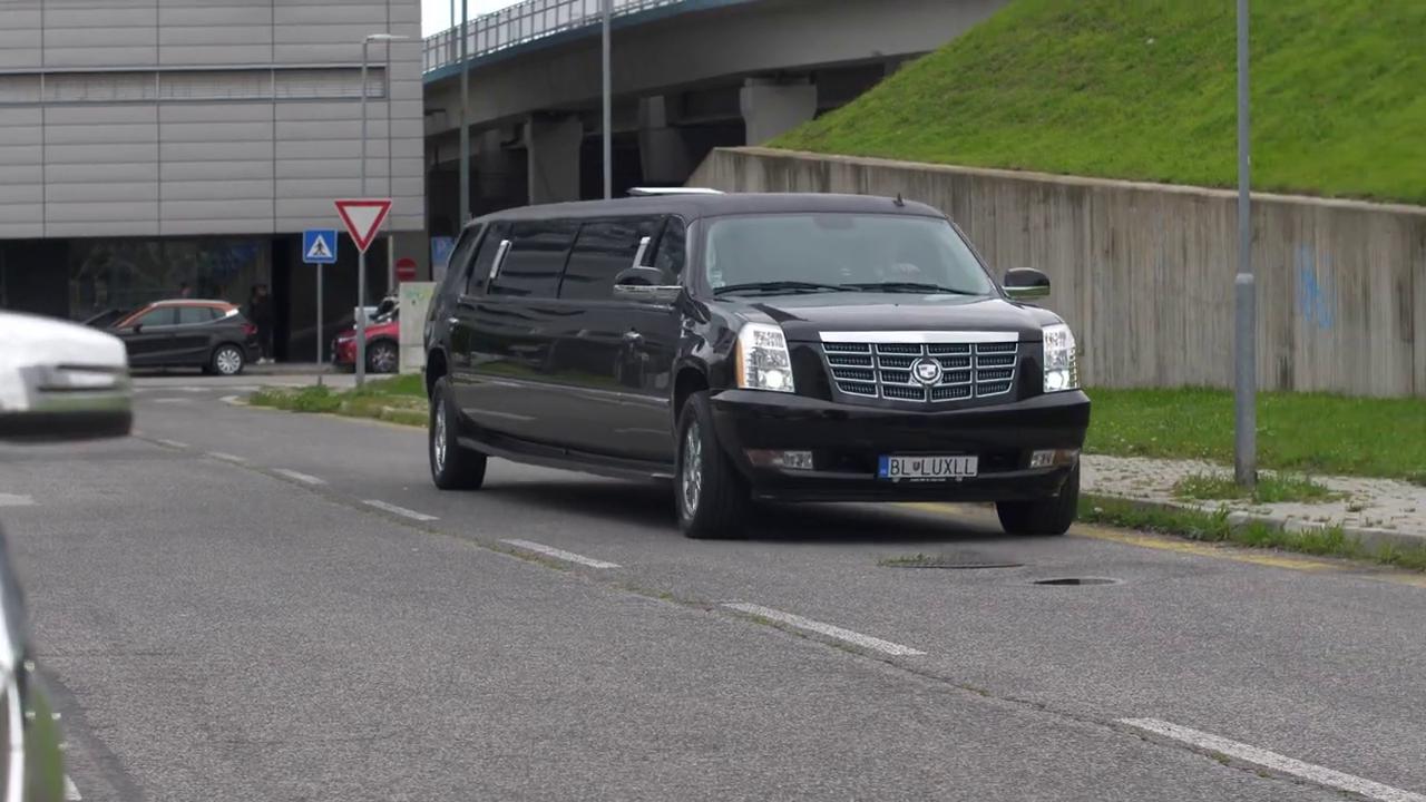 Instaqueen - limuzina