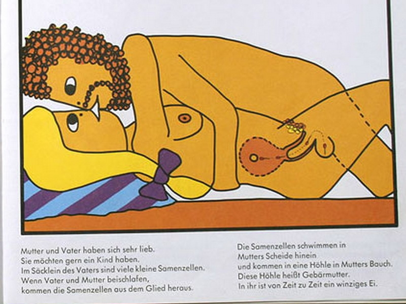 Kreslené obrázky sex Lesbické bozkávanie a sex