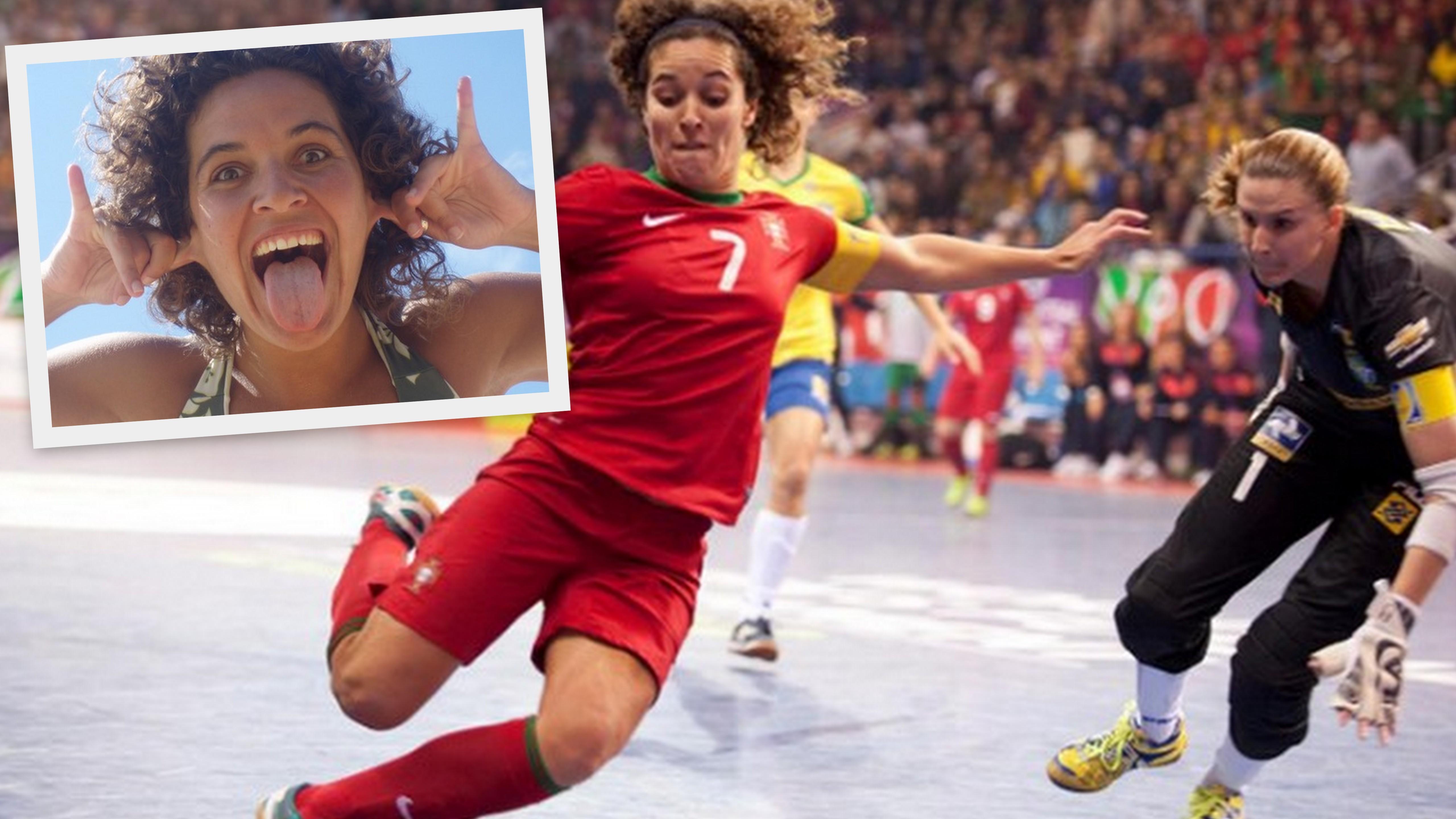 Futsal_Rita Martins_Benfica Lisabon