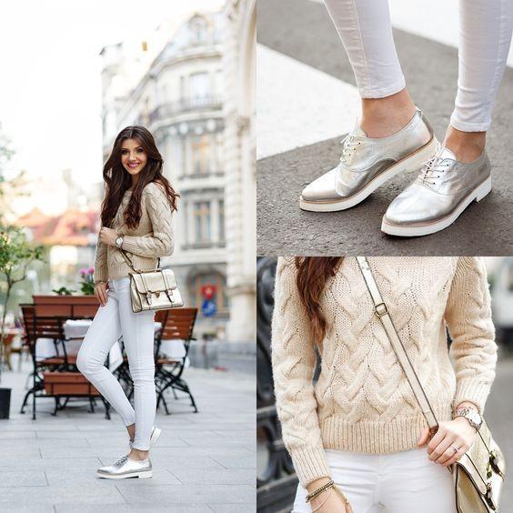 3ea85405066d3 Ako zladiť farbu topánok k oblečeniu? Pomôžu vám 3 jednoduché ...