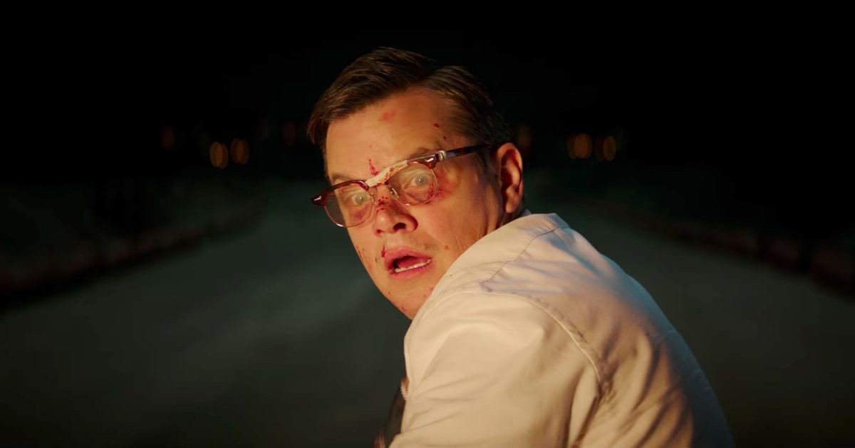 Matt Damon, Suburbicon