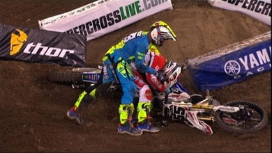 Friese Peick Fights